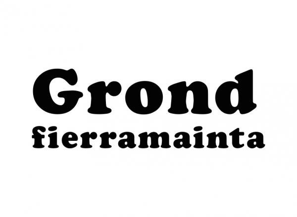 Grond fierramainta Scrl